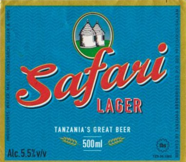Tanzaniabeer